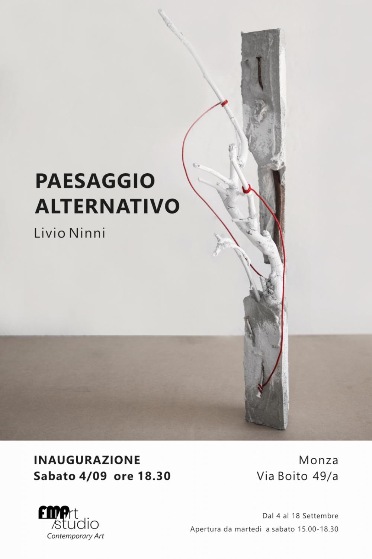 Livio Ninni <br> Paesaggio Alternativo