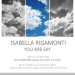 Inaugurazione Isabella Rigamonti