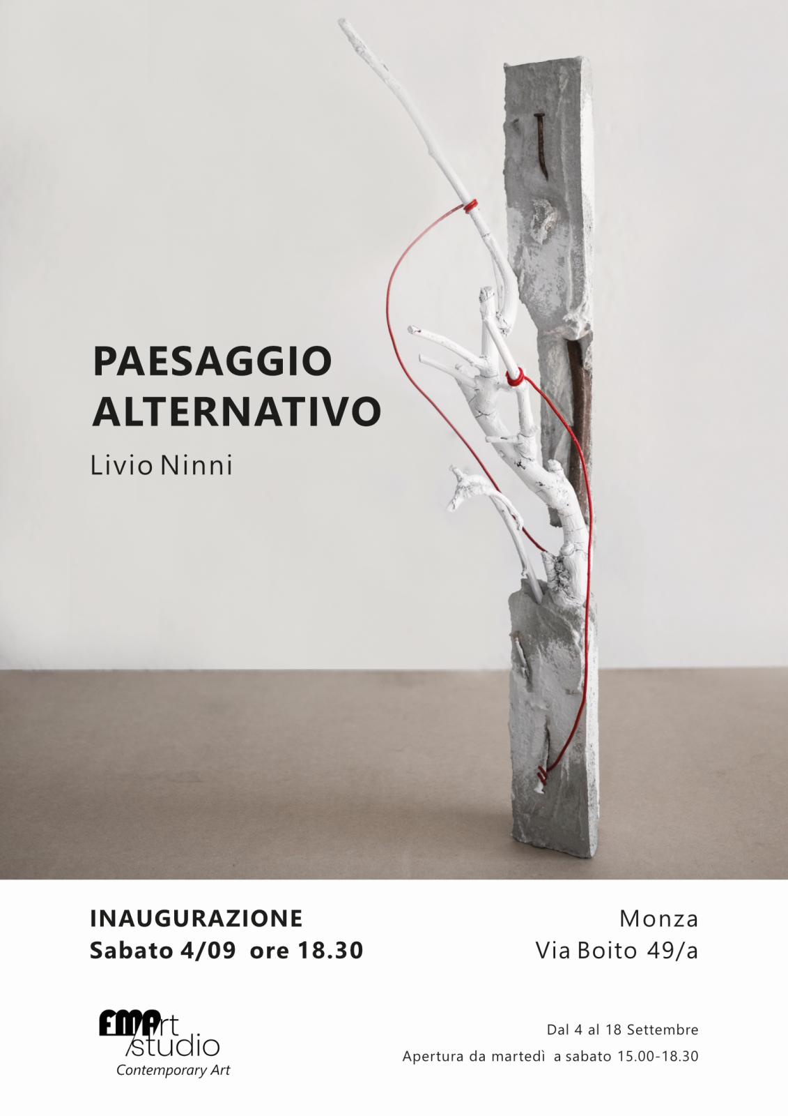 <span>Livio Ninni</span> <br> Paesaggio Alternativo